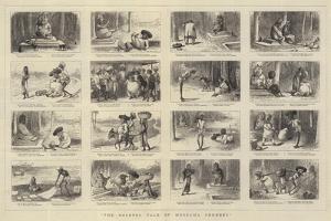 The Doleful Tale of Muggama Chuddee by William Ralston