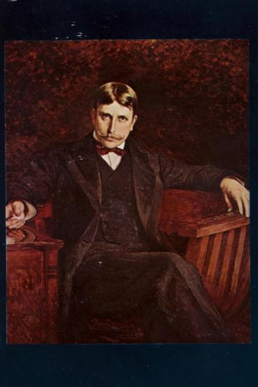 William Randolph Hearst--Giclee Print