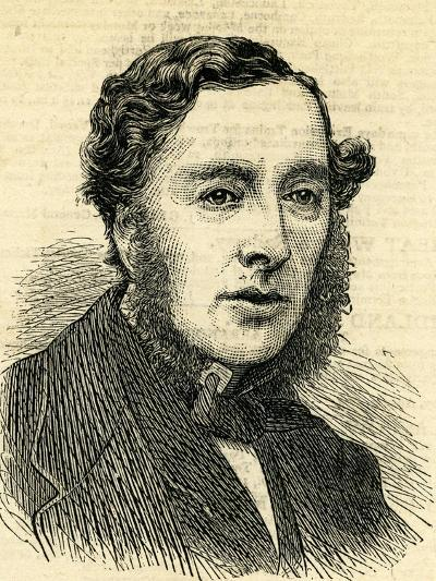 William Richard Annesley--Giclee Print