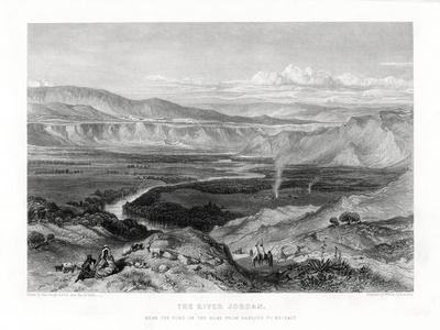 The River Jordan, 1887