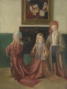 The Princess Badroulbadour by William Rothenstein