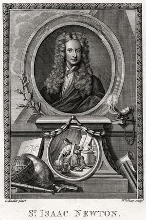 Sir Isaac Newton, 1774