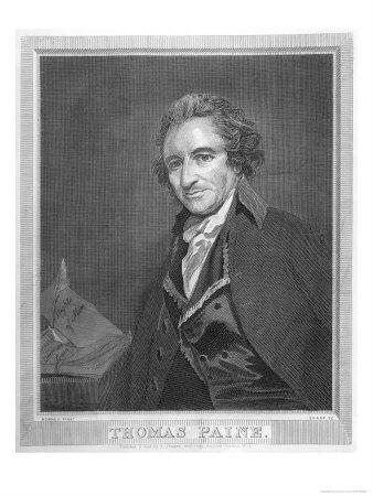 Thomas Paine Radical Political Writer and Freethinker