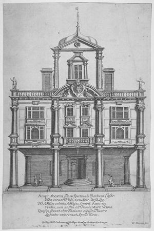 Duke's Theatre, Dorset Gardens, City of London, 1673