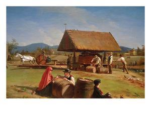 Cider Making by William Sidney Mount