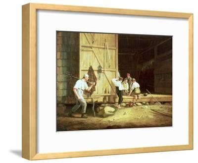 The Truant Gamblers, 1835