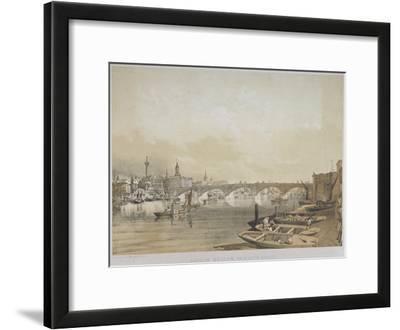 London Bridge, 1852