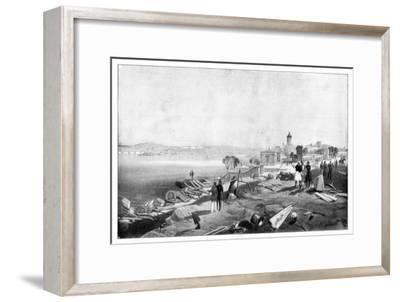 Sebastopol from the Rear of Fort Nicholas, 1900