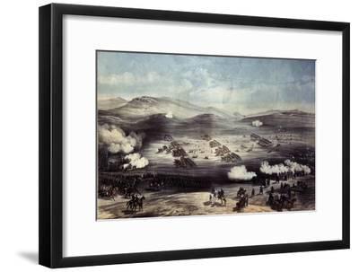 The Battle of Balaclava on October 25, 1854