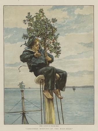 Christmas Morning, at the Mast-Head