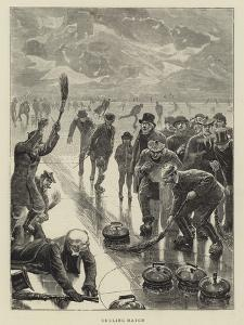 Curling Match by William Small