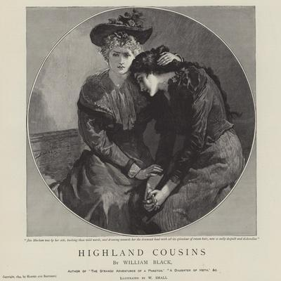 Highland Cousins by William Black