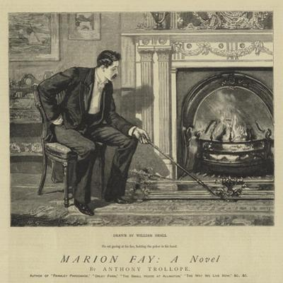 Marion Fay, a Novel by William Small