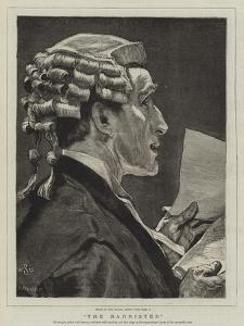 The Barrister by William Small
