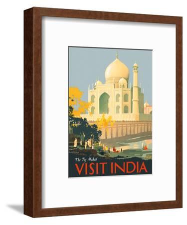 Visit India - Taj Mahal - Agra, India