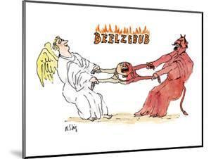 Beelzebub' - New Yorker Cartoon by William Steig
