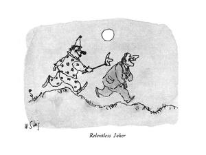 New Yorker Cartoon by William Steig