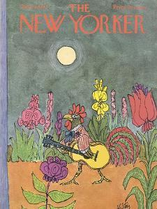 The New Yorker Cover - July 29, 1972 by William Steig