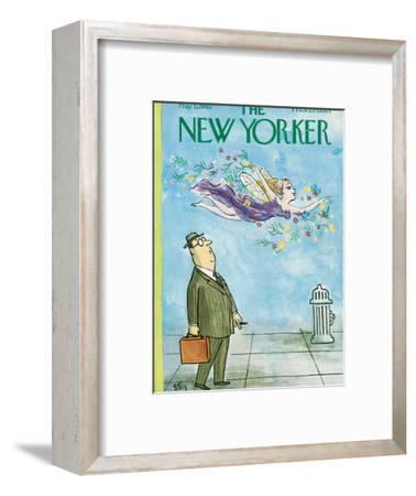 The New Yorker Cover - May 5, 1962