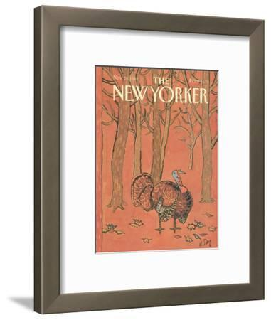 The New Yorker Cover - November 28, 1988
