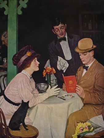 'Bank Holiday', 1912 (1935)