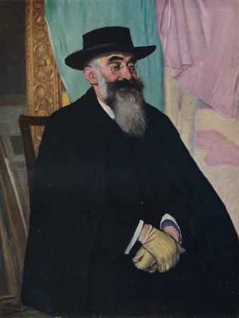 'Portrait of Lucien Pissarro, Esq', 1920