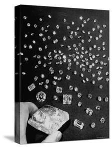 Diamonds For British Industries Fair by William Sumits