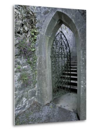 Castle Doorway, County Mayo, Ireland