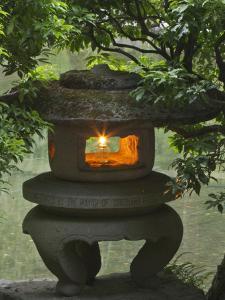 Japanese Garden, Portland, Oregon, USA by William Sutton