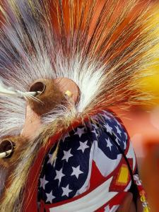 Native American Powwow at Discovery Park, Seattle, Washington, USA by William Sutton