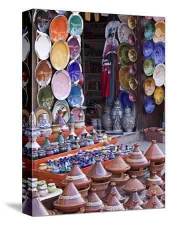 Pottery Shop, Marrakech, Morocco