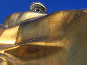The Experience Music Project, Seattle, Washington, USA by William Sutton