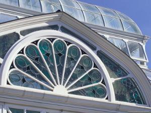 Volunteer Park Conservatory, Seattle, Washington, USA by William Sutton