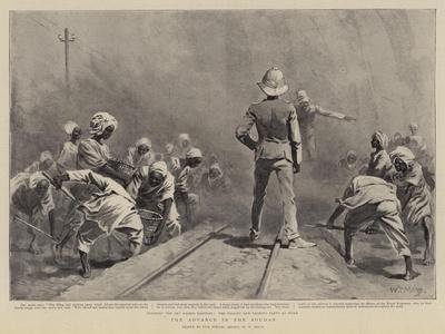 The Advance in the Soudan