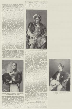 William Terriss--Giclee Print