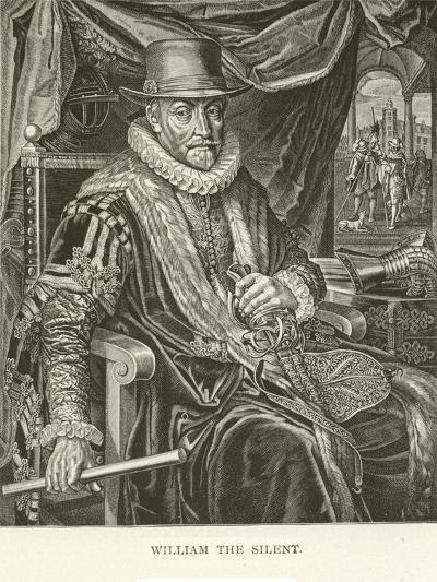 William the Silent--Giclee Print