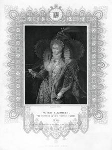 Elizabeth I of England by William Thomas Fry