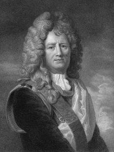 Sebastian Le Prestre De Vauban, French Military Engineer by William Thomas Fry