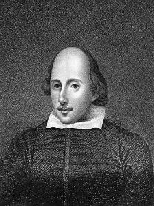 William Shakespeare, English Poet and Playwright by William Thomas Fry