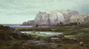 Blue Waters, 1884 by William Trost Richards