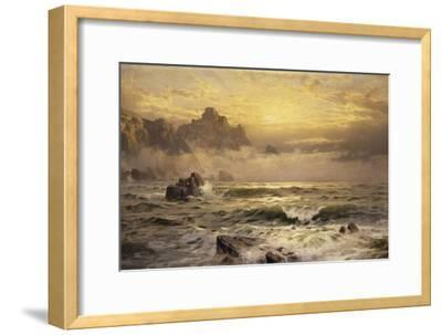 Mornings Mist, Guernsey, 1898
