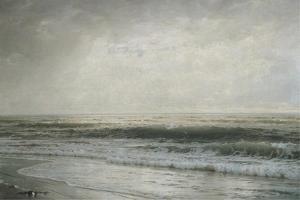 New Jersey Beach by William Trost Richards