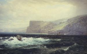 Tintagel Coast, 1884 by William Trost Richards