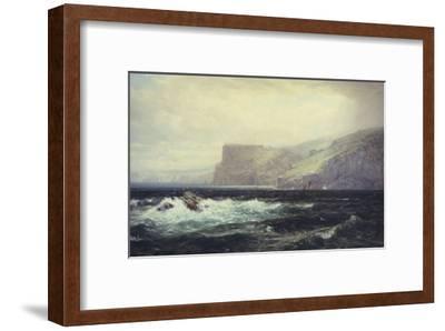 Tintagel Coast, 1884