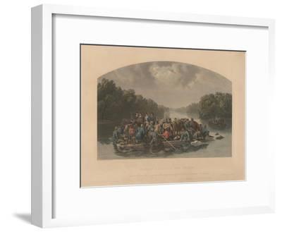 Marion Crossing the Pedee, 1852