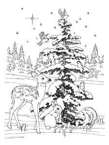 Christmas Cuties 21 by William Vanderdasson