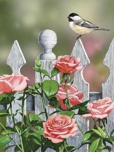 Country Garden by William Vanderdasson