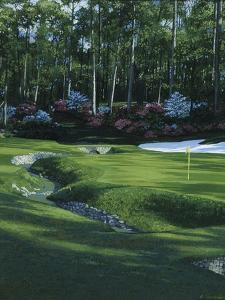 Golf Course 4 by William Vanderdasson