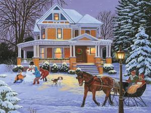 Winter Memories by William Vanderdasson