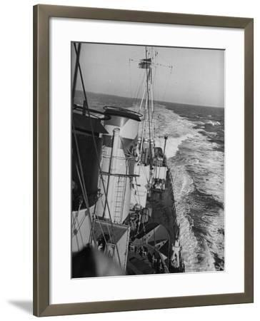 British Navy-H.M.S. Grenville